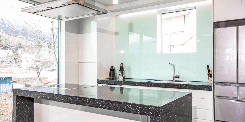 Bluebird Apartments Kitchen