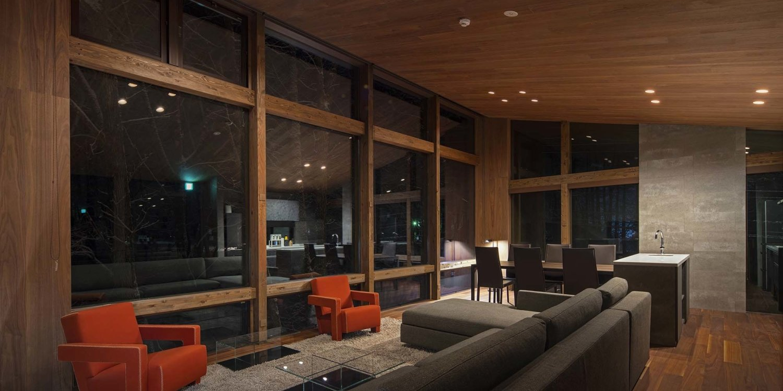 Gravity livingroom
