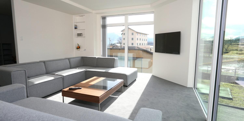 Bluebird Apartments Living Area