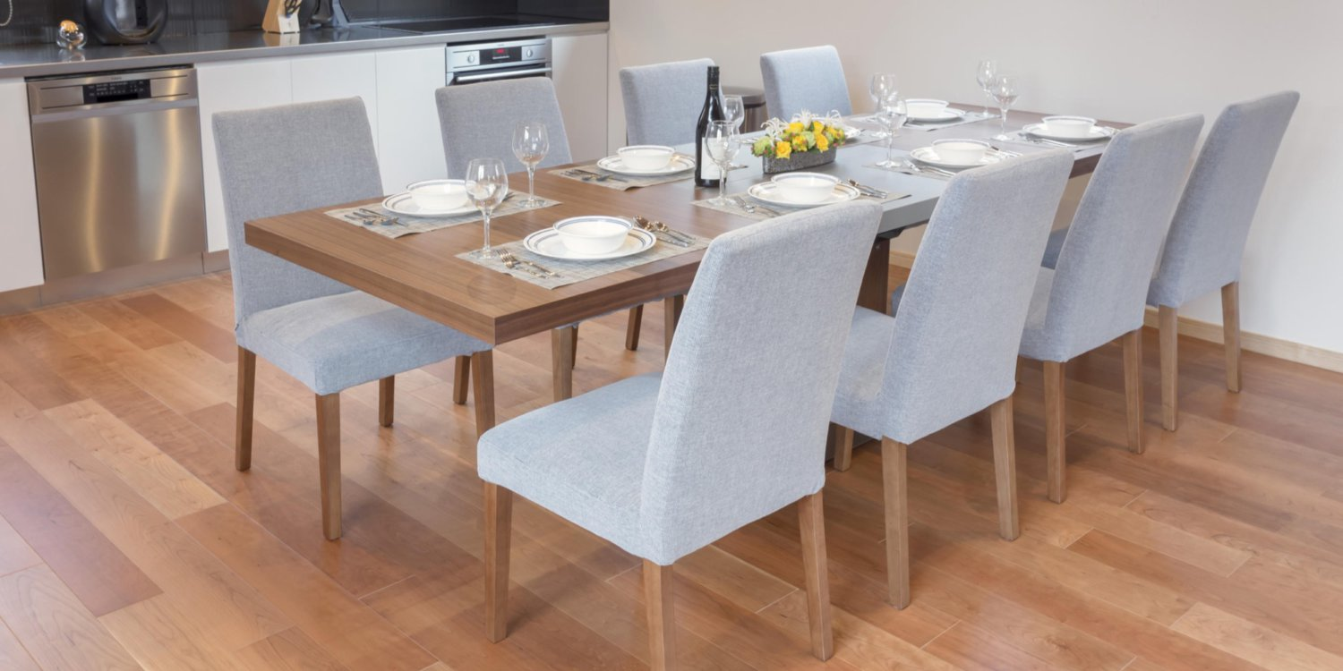 Bluebird Chalets Dining Table