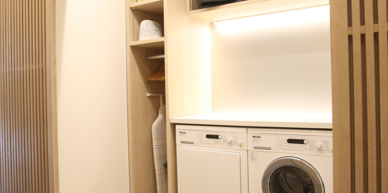 Eminence Washer Dryer