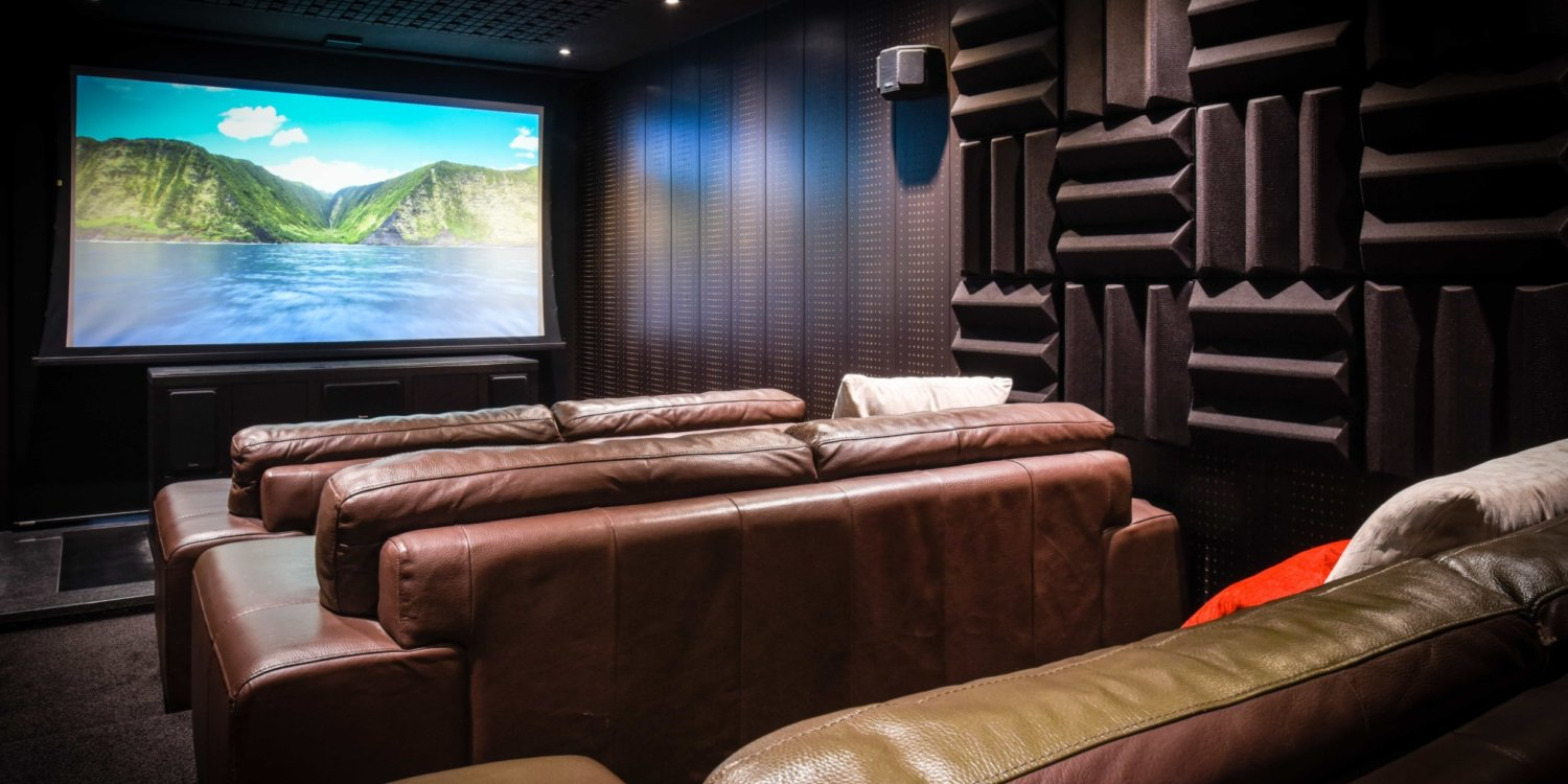 Powderhouse Media Room