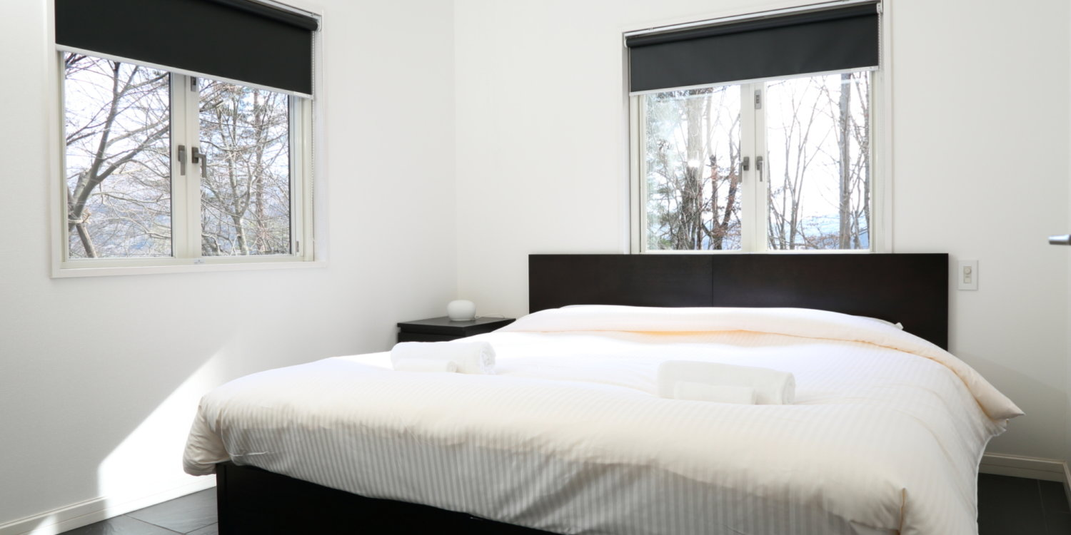 Powdersuite B King Bed