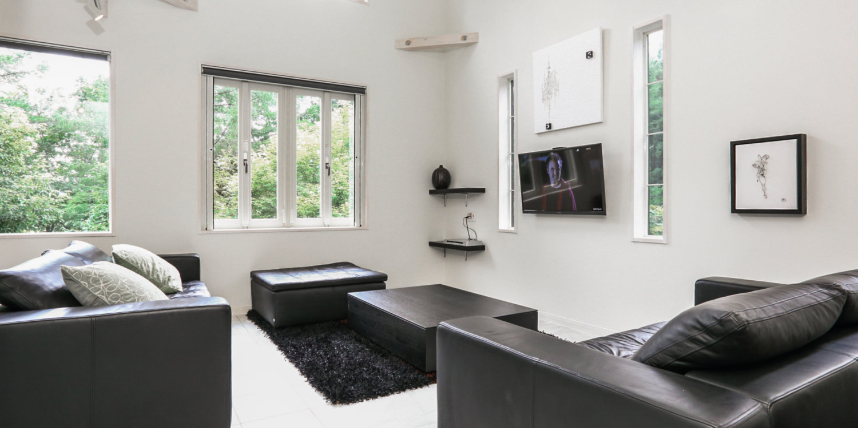 Powdersuite C Living Area