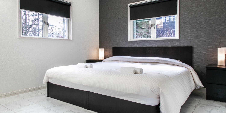 Powdersuites bedroom