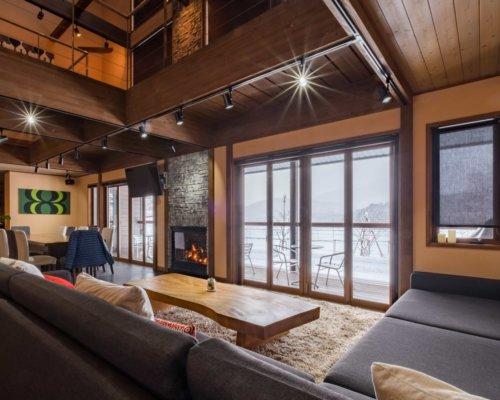 Powderhouse Living Room