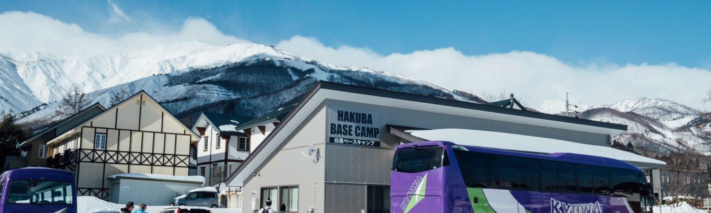 Hakuba Base Camp